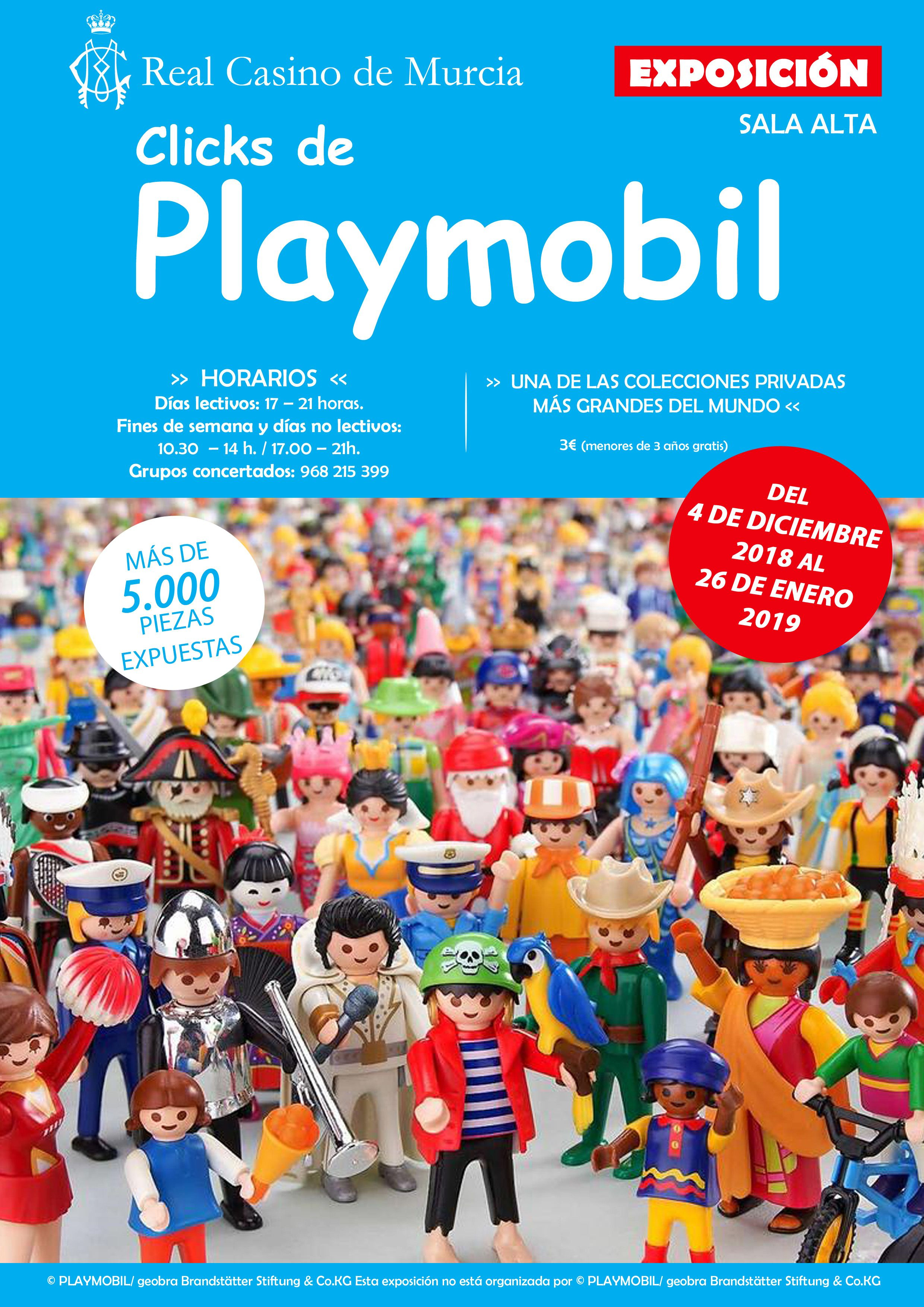 EXPO PLAYMOBIL 2019