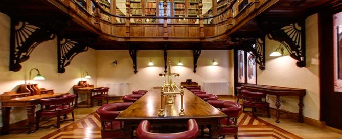 Biblioteca Inglesa