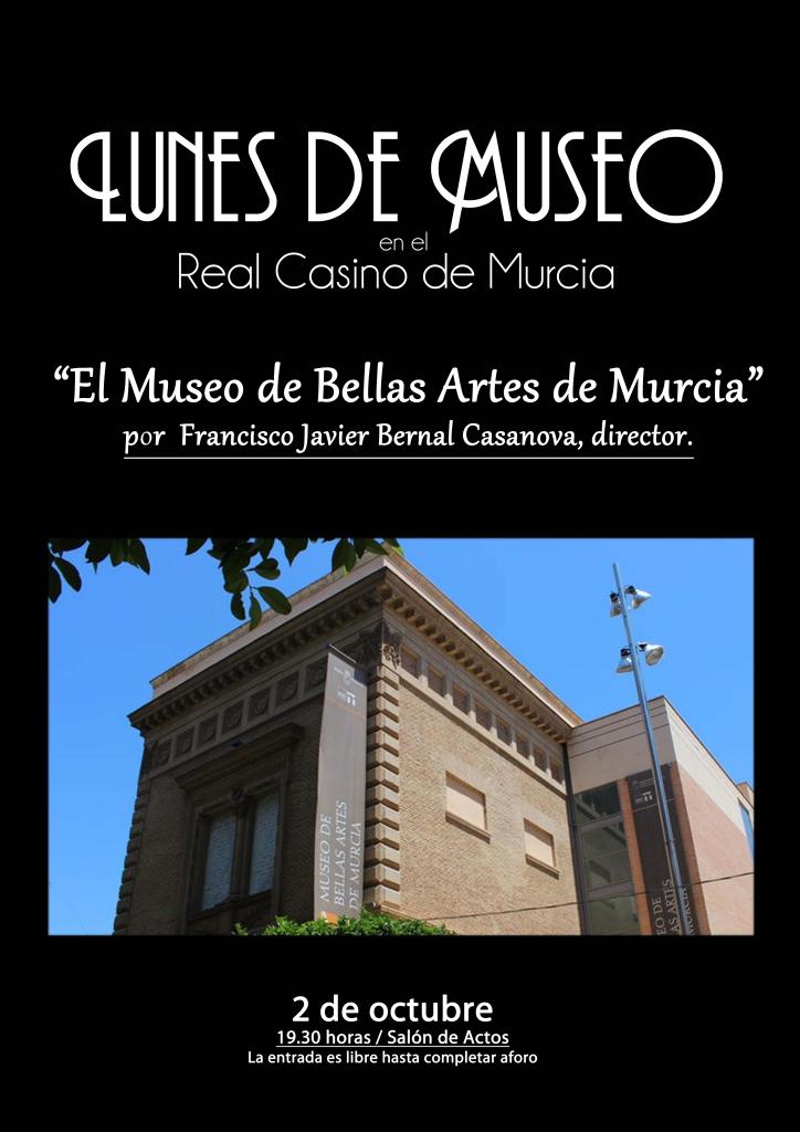 Lunes Museo Bellas Artes MUBAM
