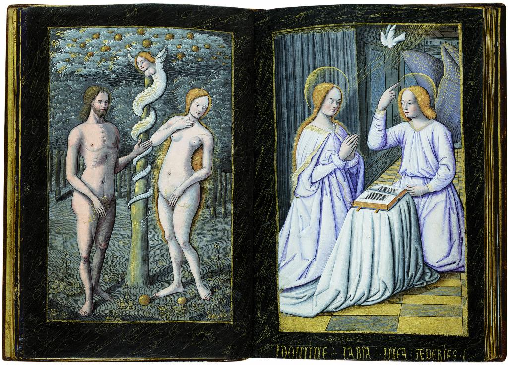 'Libro de horas' de Enrique IV de Francia y III de Navarra