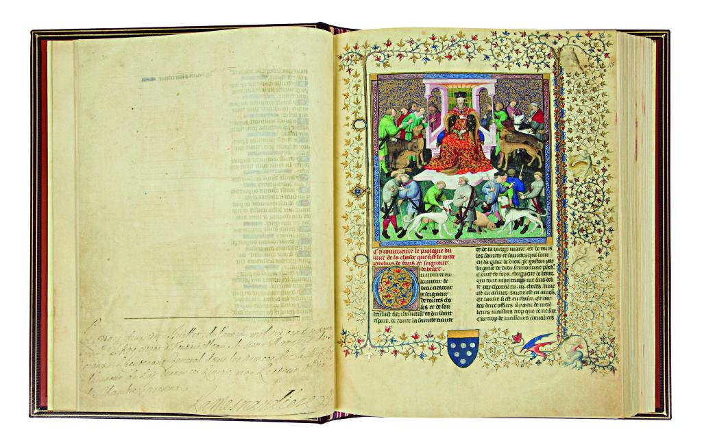Libro_de_la_Caza_de_Gaston_Febus