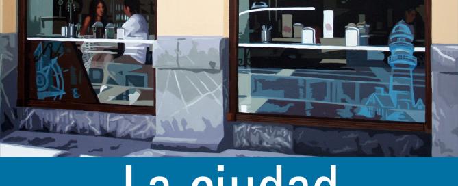 Cartel La ciudad reflejada