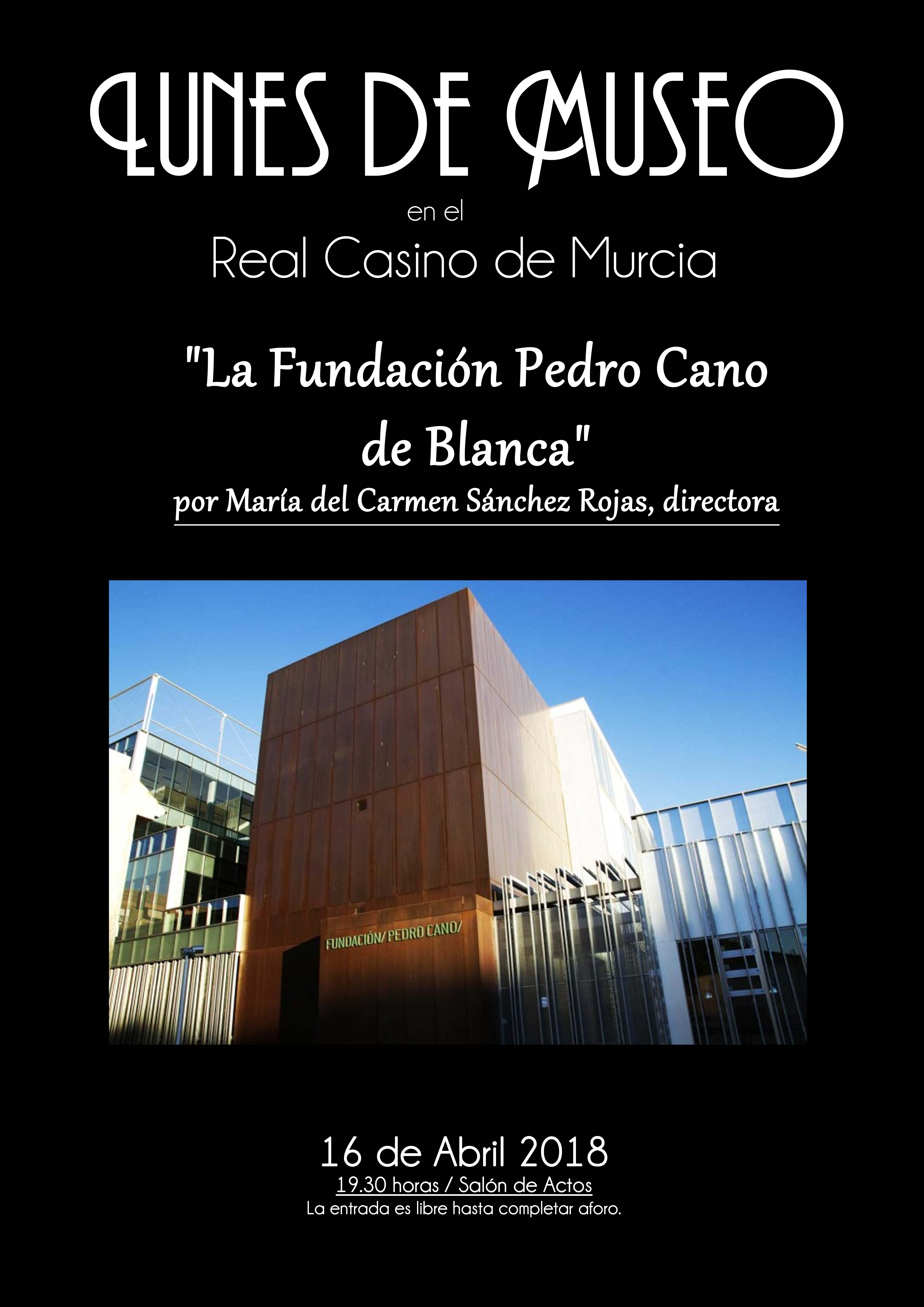 Lunes Museo Pedro Cano